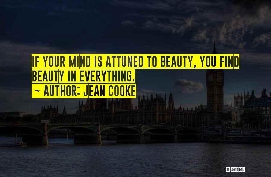 Jean Cooke Quotes 210399