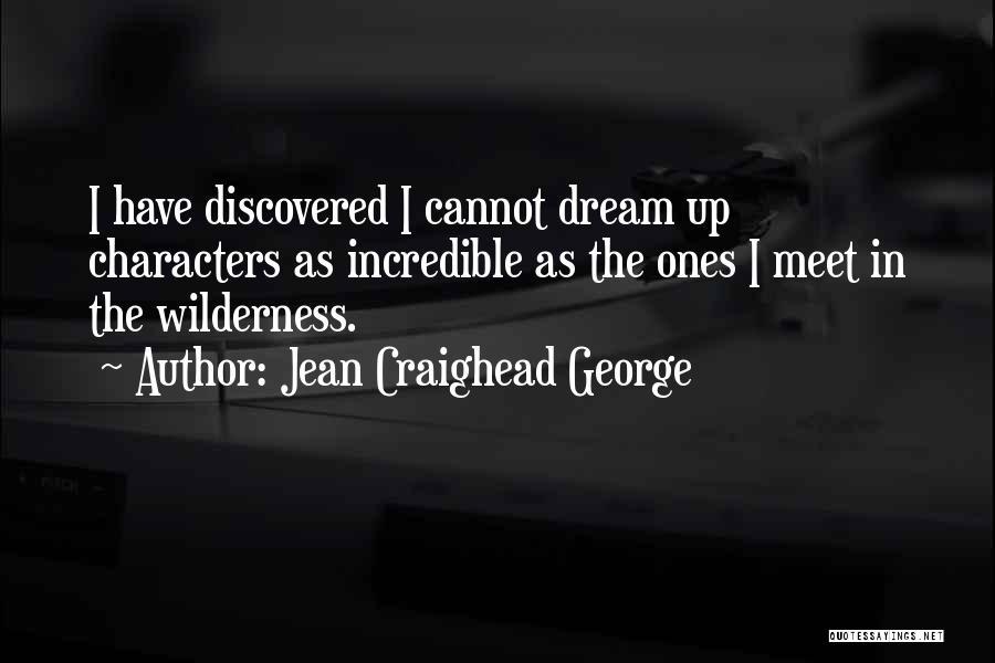 Jean Craighead George Quotes 1340007