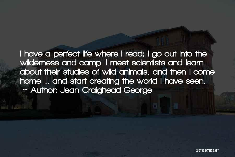 Jean Craighead George Quotes 1395577