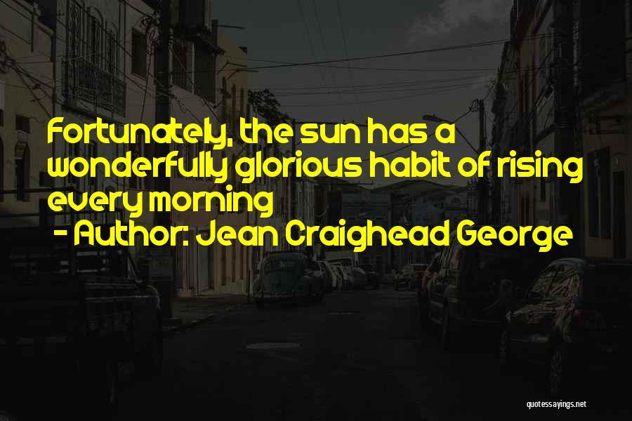 Jean Craighead George Quotes 1463638