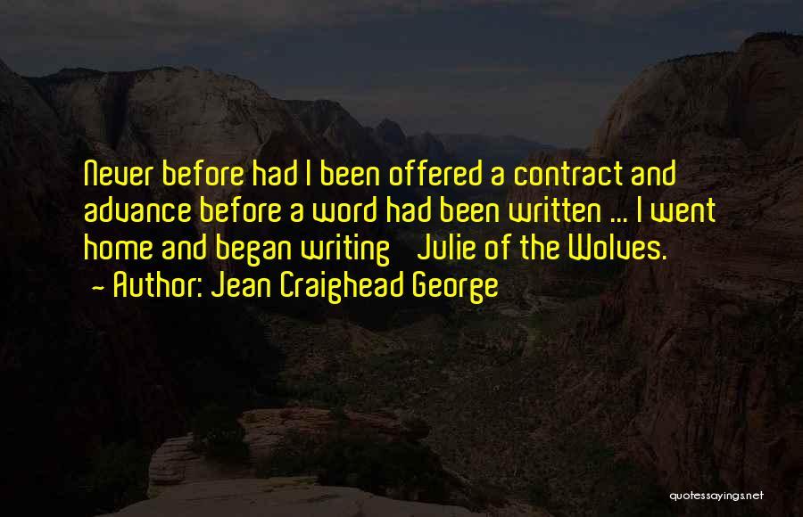 Jean Craighead George Quotes 1593858