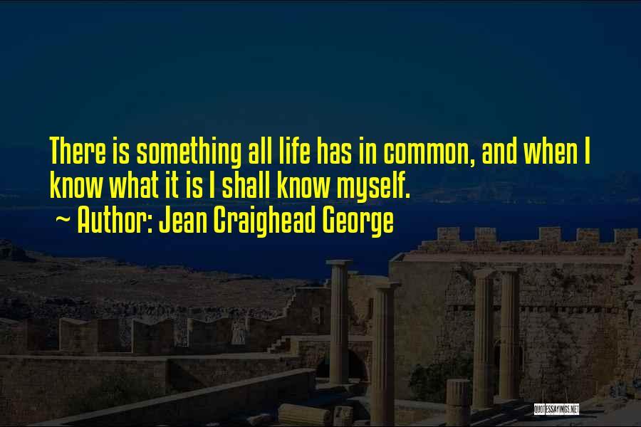Jean Craighead George Quotes 1814134