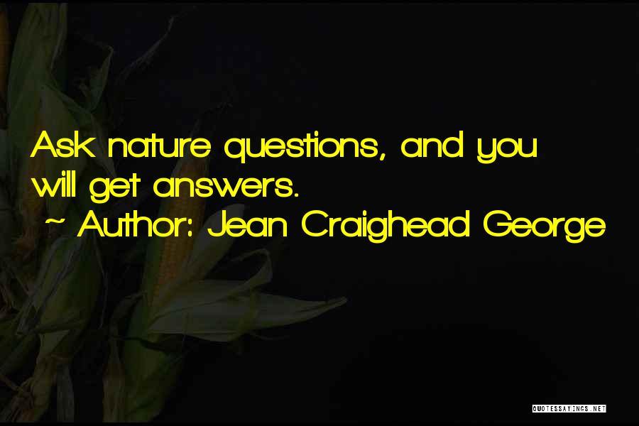 Jean Craighead George Quotes 1828070