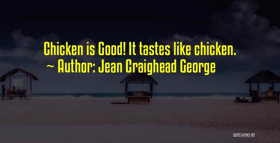 Jean Craighead George Quotes 1836414