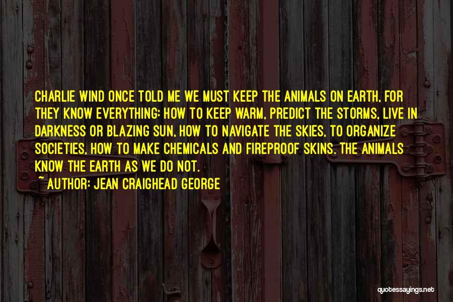 Jean Craighead George Quotes 689882