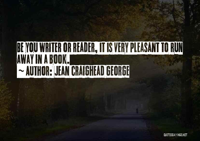 Jean Craighead George Quotes 849787