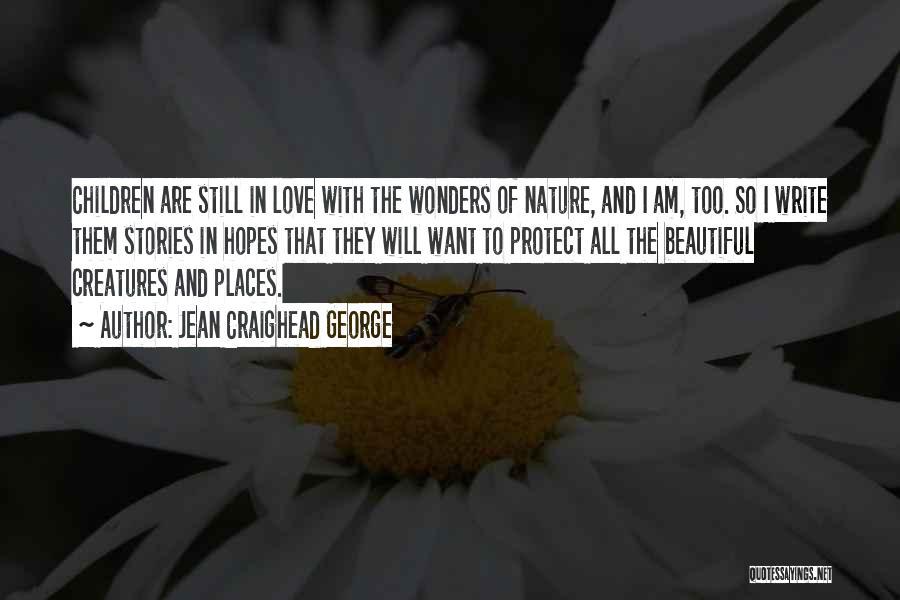 Jean Craighead George Quotes 867377
