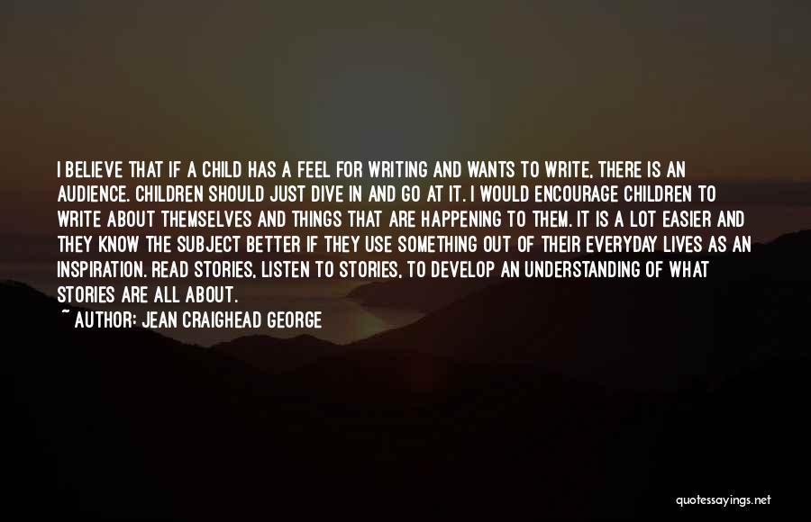 Jean Craighead George Quotes 977587