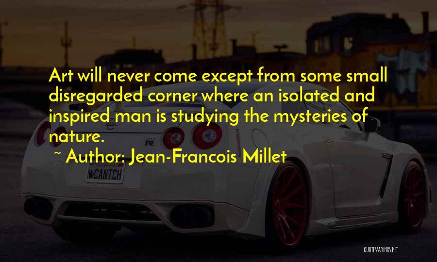 Jean-Francois Millet Quotes 1967772