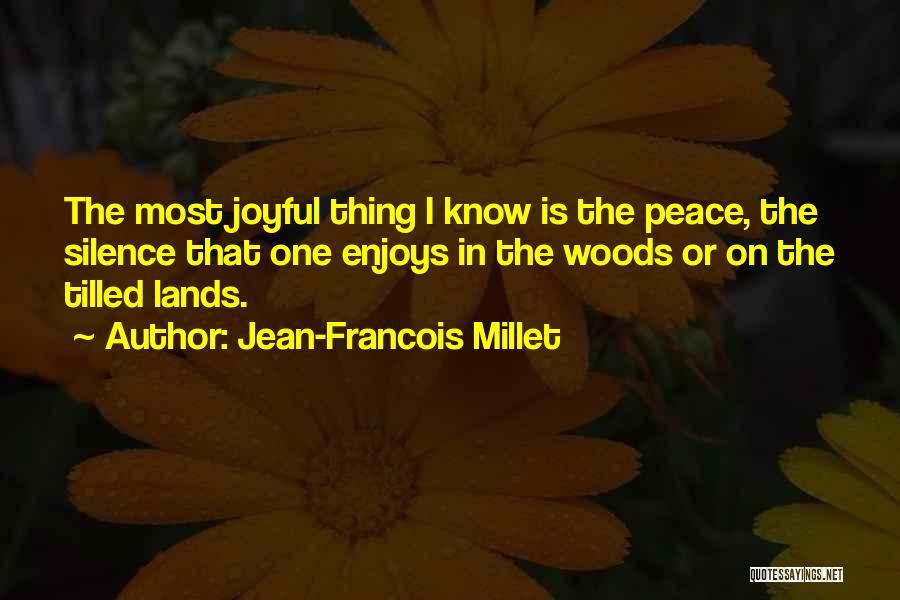 Jean-Francois Millet Quotes 875180