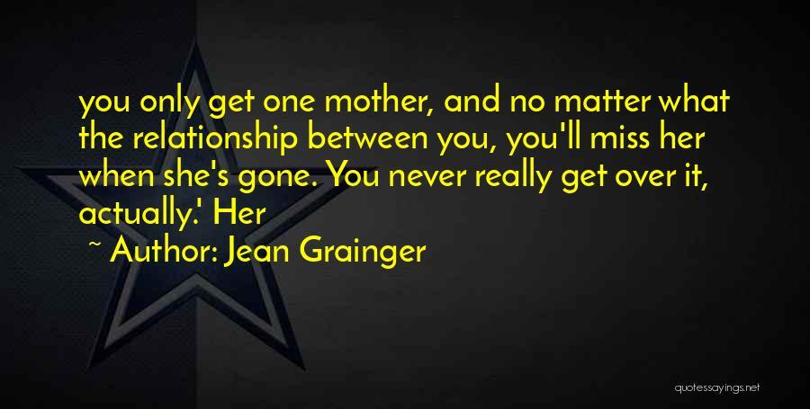 Jean Grainger Quotes 1150639