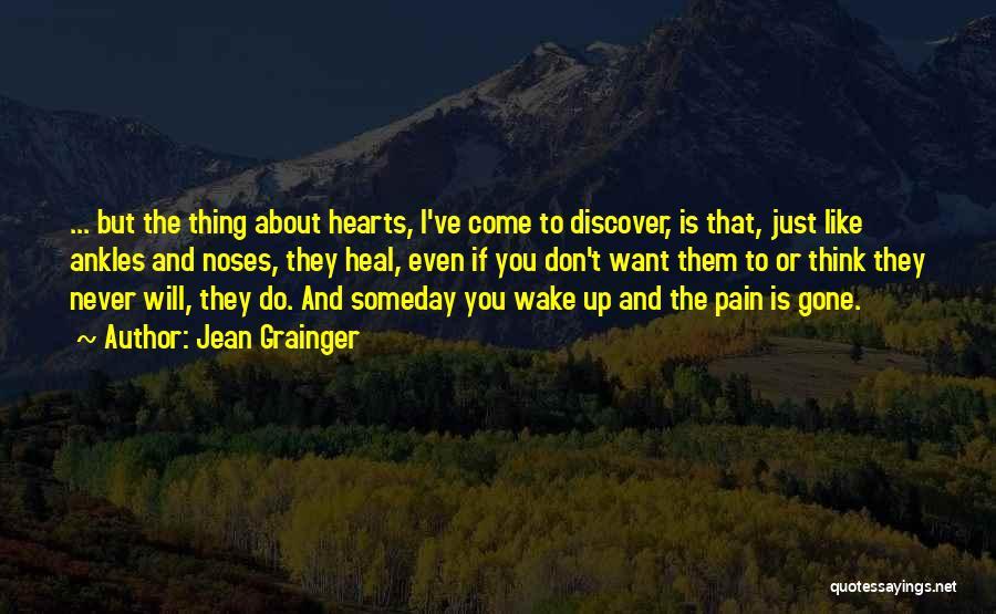 Jean Grainger Quotes 1784049