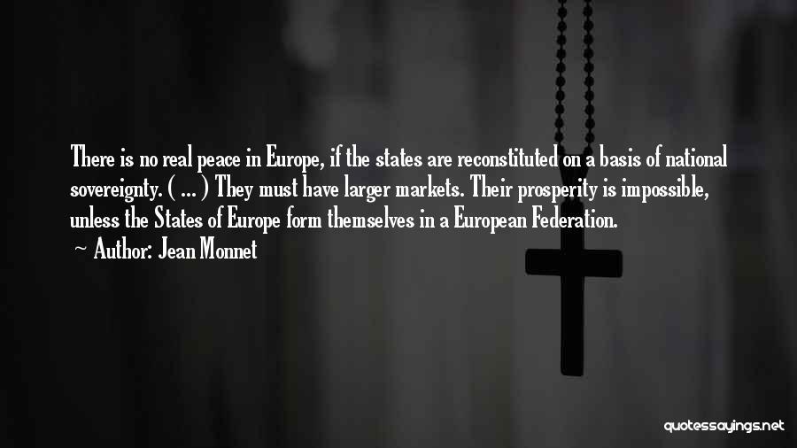 Jean Monnet Quotes 1279728