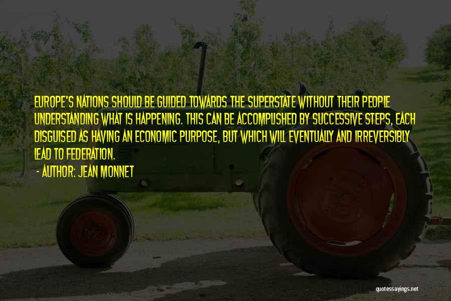 Jean Monnet Quotes 1279981