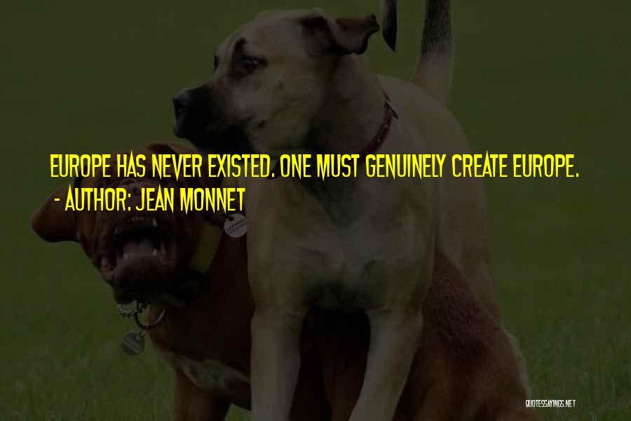 Jean Monnet Quotes 133193