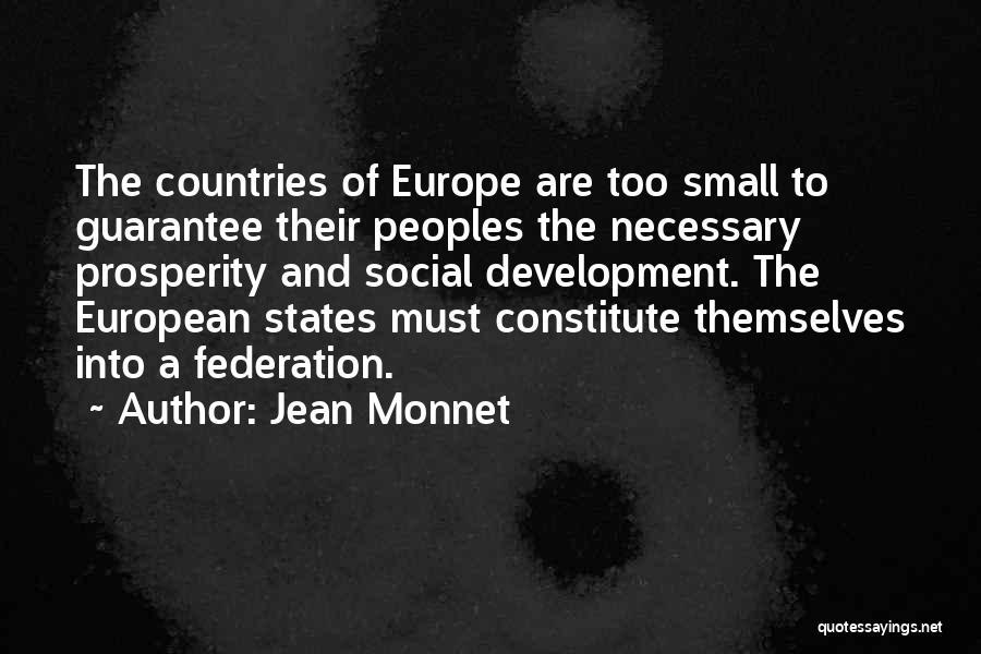 Jean Monnet Quotes 1508042