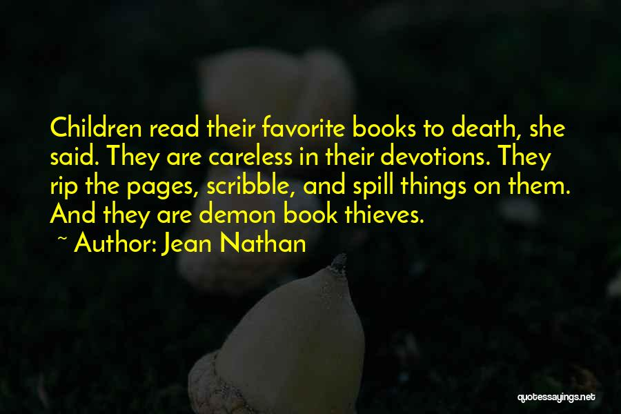 Jean Nathan Quotes 246857