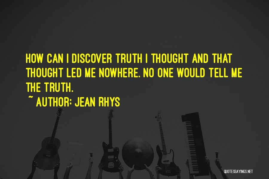 Jean Rhys Quotes 1044633