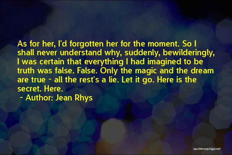 Jean Rhys Quotes 114927