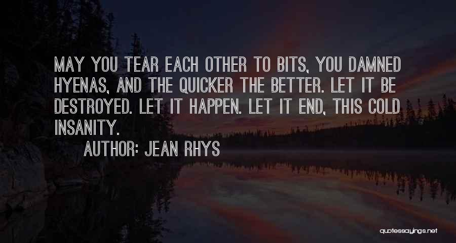 Jean Rhys Quotes 1173236
