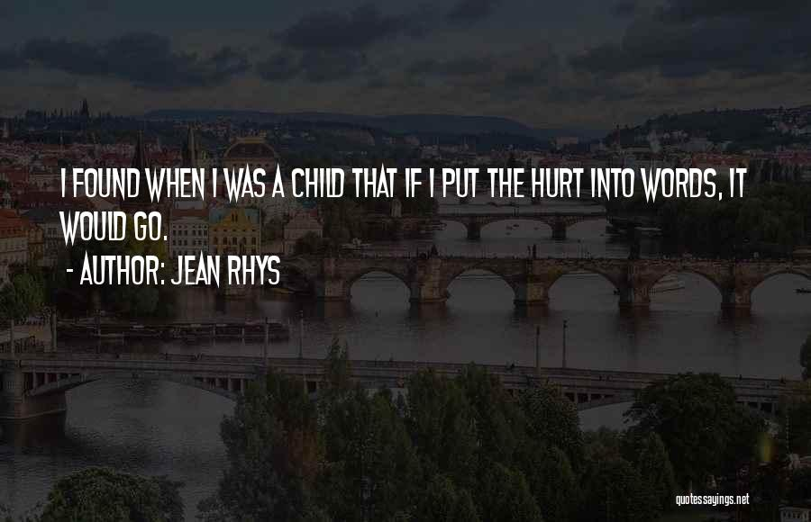 Jean Rhys Quotes 130218