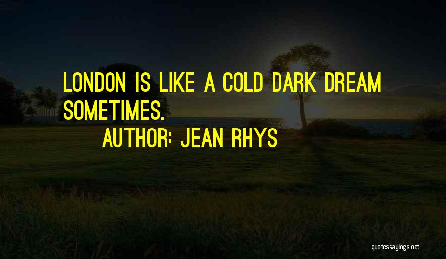 Jean Rhys Quotes 1348053