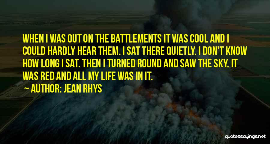 Jean Rhys Quotes 155837