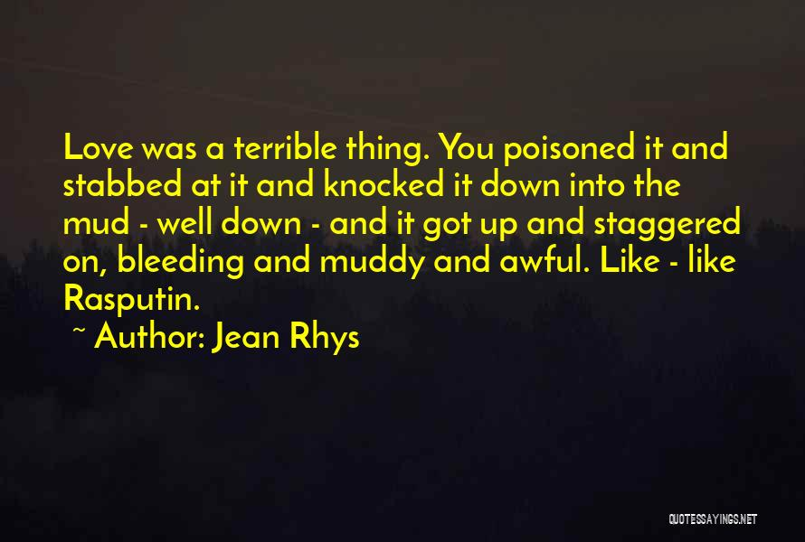 Jean Rhys Quotes 1731835
