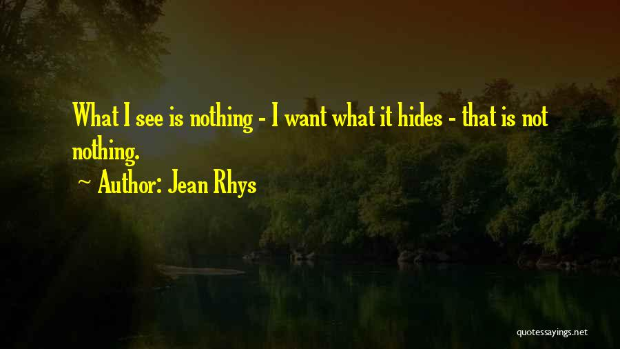 Jean Rhys Quotes 1772123