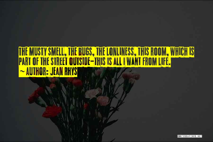 Jean Rhys Quotes 1890413