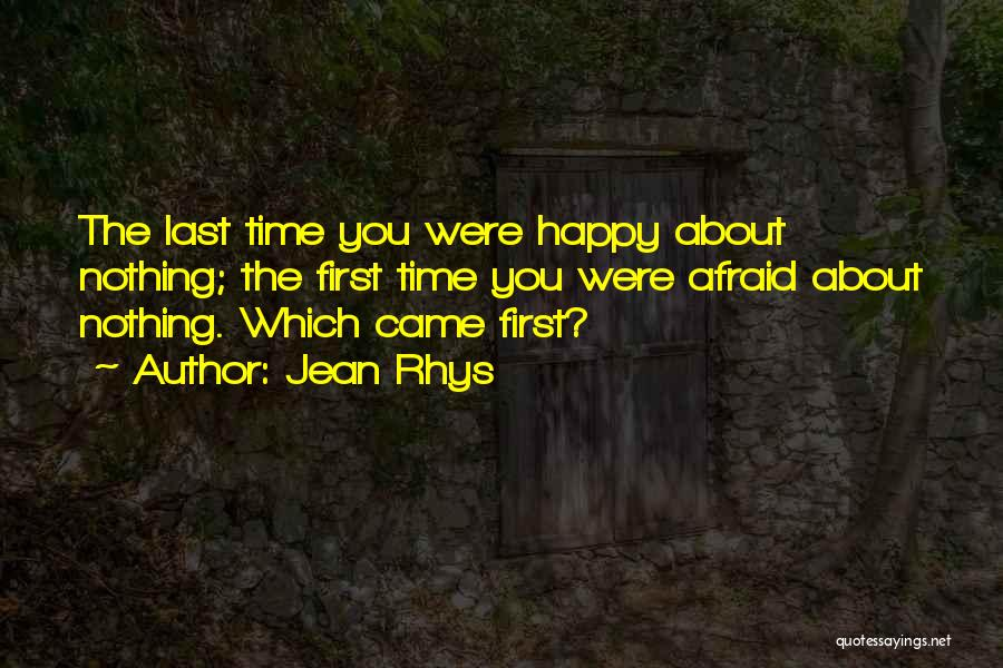 Jean Rhys Quotes 2135757