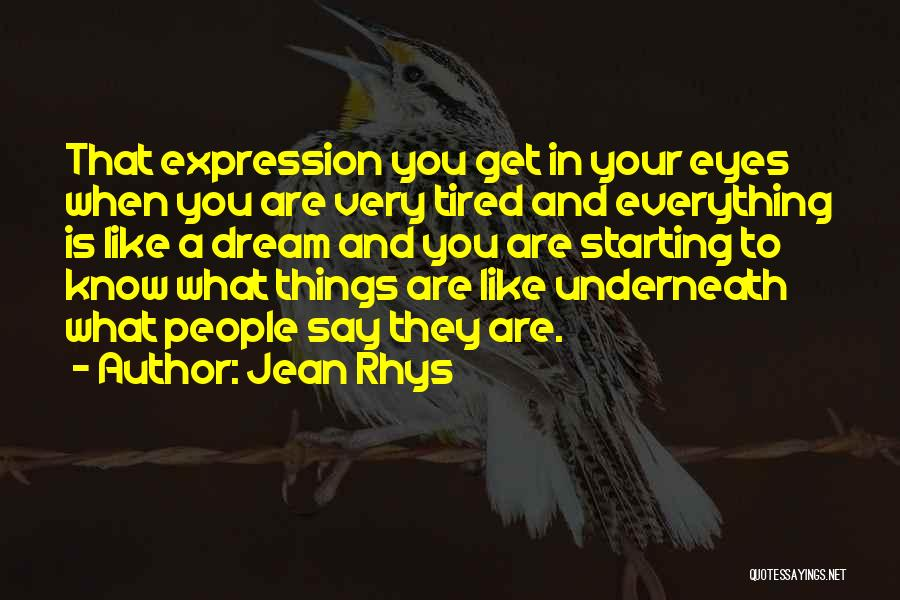 Jean Rhys Quotes 217873
