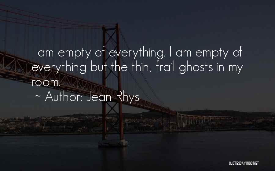 Jean Rhys Quotes 2187322