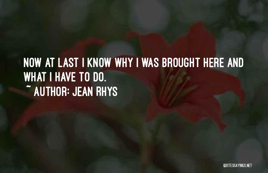 Jean Rhys Quotes 303012