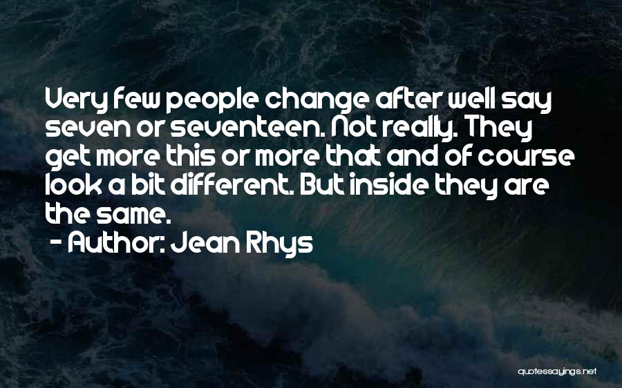 Jean Rhys Quotes 334206