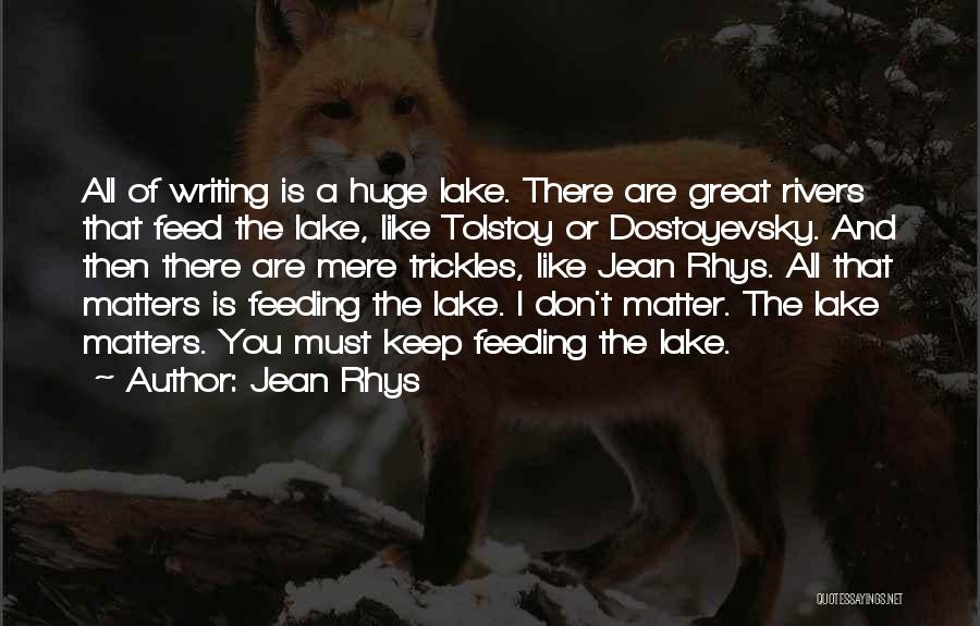 Jean Rhys Quotes 507890