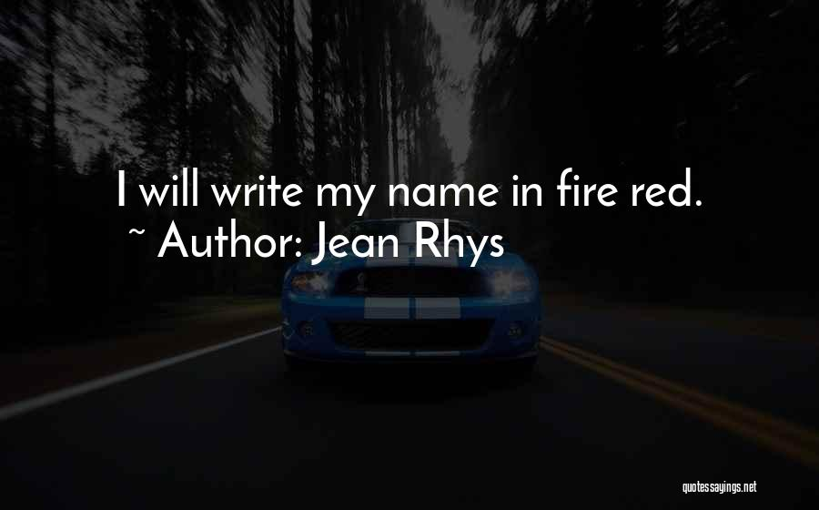 Jean Rhys Quotes 570936