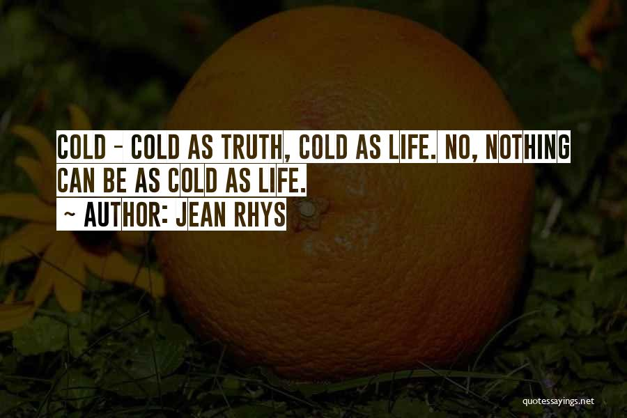 Jean Rhys Quotes 681266