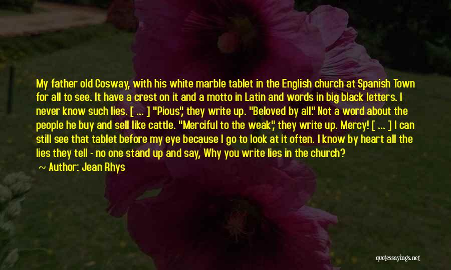 Jean Rhys Quotes 713917