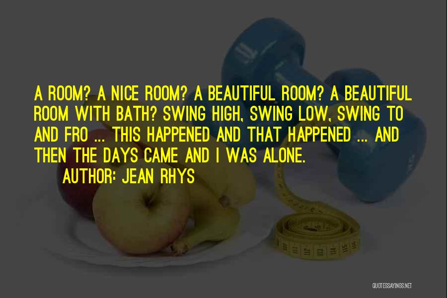 Jean Rhys Quotes 822067