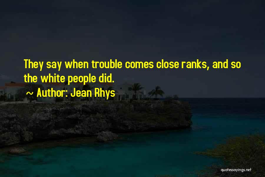 Jean Rhys Quotes 89849