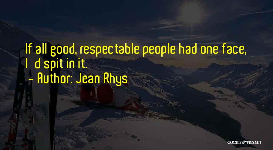 Jean Rhys Quotes 963515
