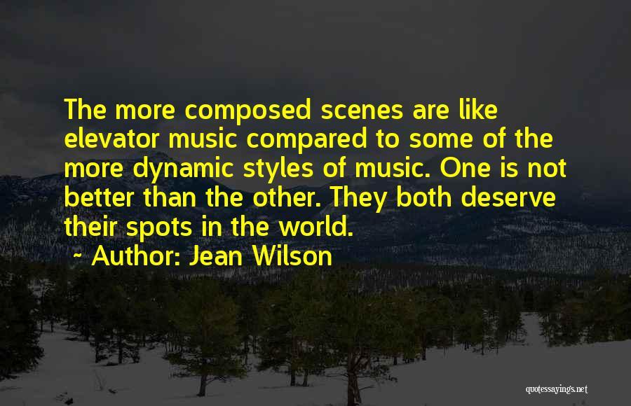 Jean Wilson Quotes 2263592