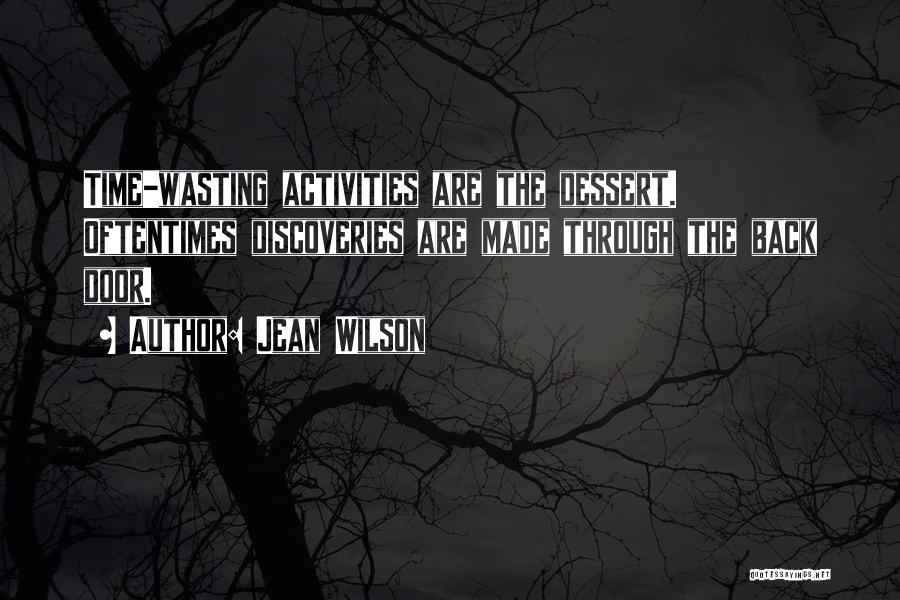 Jean Wilson Quotes 858737