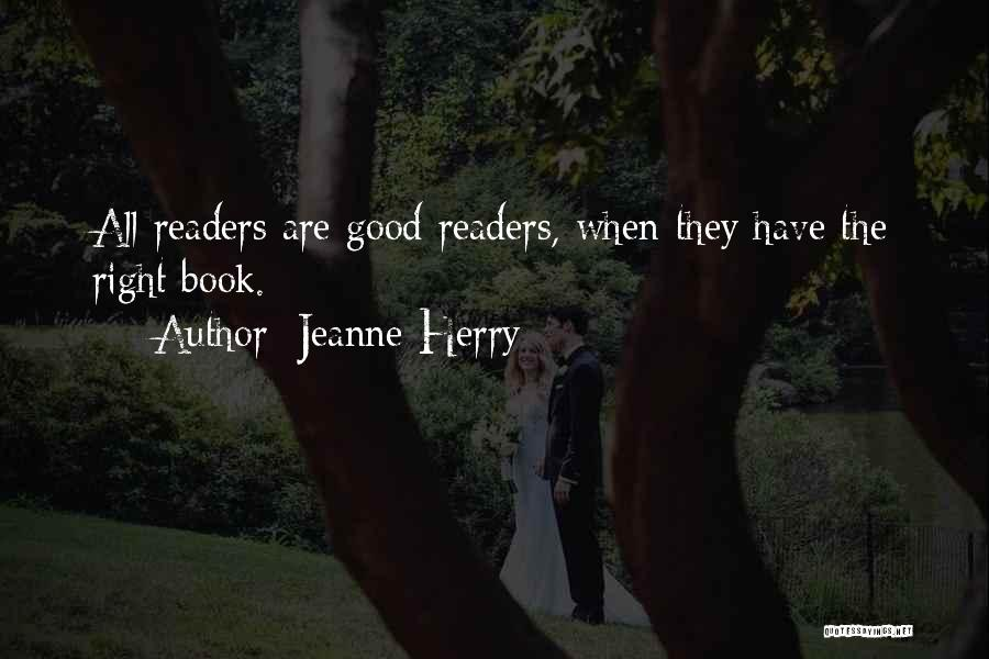 Jeanne Herry Quotes 1701980