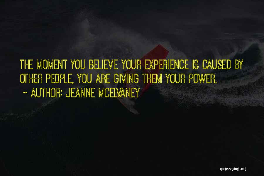 Jeanne McElvaney Quotes 1821063
