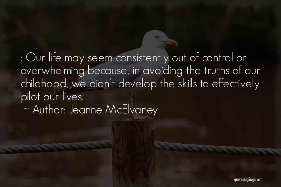 Jeanne McElvaney Quotes 482178