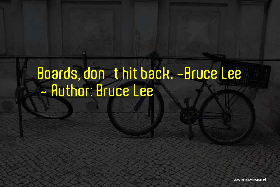 Jeet Kune Do Bruce Lee Quotes By Bruce Lee