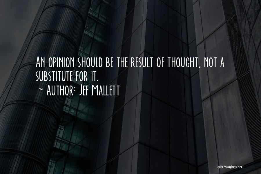 Jef Mallett Quotes 243674