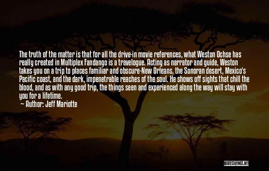 Jeff Mariotte Quotes 1918680